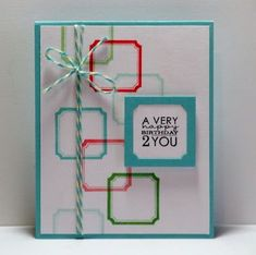 Papertrey Ink - Framed Out #1 Die: Papertrey Ink Clear Stamps Dies Paper Ink Kits Ribbon