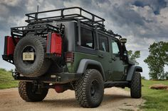 Expedition Modded Jeeps - Let's see 'em!! - Page 405