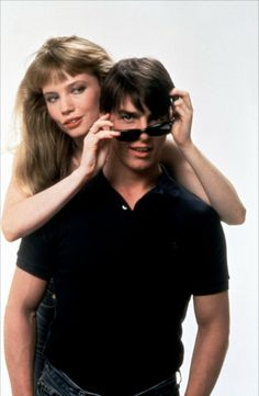 "Rebecca de Mornay y Tom Cruise en ""Risky Business"", 1983 Tom Cruise Joven, Risky Business 1983, Risky Business Tom Cruise, Tom Cruise Young, I Movie, Movie Stars, Romantic Films, Iconic Movies, Great Films"