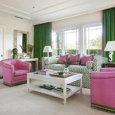 Anne Hepfer Designs - living rooms