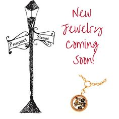 We have new items on the horizon! Stay update with everything Prospect Street Jewelry right here!#ProspectStreetJewelry #gifts #necklace #watches #bracelets