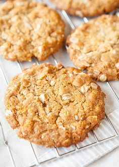 ANZAC biscuits are an Aussie classic. This recipe makes a chewy cookie and I have kept it to the traditional ingredients. Easy to make and only require ingredients you probably have on hand