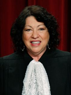 Sonia Sotomayor, 58, Puerto Rican.  Being the third female justice and the first Latino to sit on the bench of the Supreme Court of the United States is no small accomplishment for the New York City native. Other than her inspirational work as a Latina in the legal work, Sotomayor published her memoir, My Beloved World, earlier this year, which recounts her early life of growing up in housing projects in New York and the challenges she overcame.