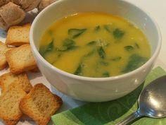 Aprenda a fazer Sopa de grão e espinafres de maneira fácil e económica. As melhores receitas estão aqui, entre e aprenda a cozinhar como um verdadeiro chef.