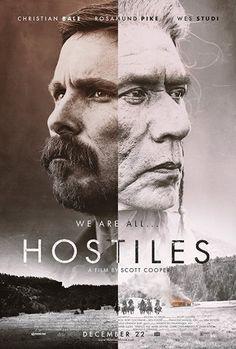 Hostiles 2017 izle - Savaş ve şiddetin etkisiyle karakteri sertleşmiş olan ABD süvari subayı Blocker'a, bir Cheyenne savaş şefi ve ailesinin Montana'daki kabile topraklarına geri dönüş yolculuğunda eşlik etme görevi verilir.