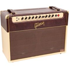 vintage melody amplifier | Gibson GA42RVT 30W 2x12 Tube Guitar Combo Amp | Musician's Friend