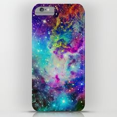Fox Nebula iPhone & iPod Case