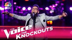 """The Voice 2017 Knockouts - TSoul: """"These Arms of Mine"""""""