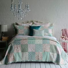 Quilts and Coverlets by Mercer + Reid - Katherine Bed Linen at Adairs