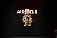 AIRFIELD Fashion Show im Capitol Theater in Düsseldorf am 31.01.2016 Agency People Image © Michael Tinnefeld