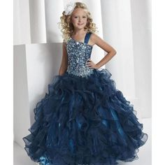 http://babyclothes.fashiongarments.biz/  Stunning Navy Blue Beaded Girls Pagenat Dresses 2017 Sexy One Shoulder Ruffles Tiered Organza Flower Girls Dress Holy Event Gown, http://babyclothes.fashiongarments.biz/products/stunning-navy-blue-beaded-girls-pagenat-dresses-2017-sexy-one-shoulder-ruffles-tiered-organza-flower-girls-dress-holy-event-gown/,          Welcome to our store   We sell all kinds of women's Prom Dresses, Evening Dresses, Wedding Dresses, Homecoming Dresses, Cocktail Dresses…