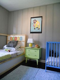 A Special Room for Imminent Foster Kids — Kids' Room Tour