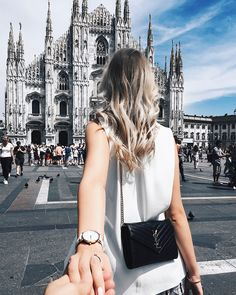 Travel Guide Milano inklusive Instagram Foto Locations