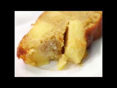 Recette Easy Desserts, Cornbread, Biscuits, Make It Yourself, Simple, Ethnic Recipes, Food, Easy Apple Cake, Kuchen