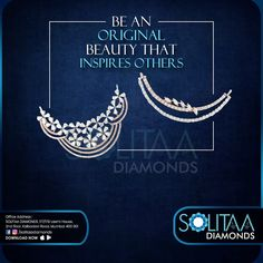 """""""Majestic Diamond Tanmaniya that leaves each and every person in its Vicinity Mesmerized with its Charming Intrigue"""" Explore the Panache Range of Tanmaniya Jewellery by Solitaa Diamonds.... To View More Designs, Download our Mobile Application """"Solitaa Diamonds"""" Exclusively from Google Playstore & IOS.... For More Information, Enquire Now..... #SolitaaDiamonds #Diamonds #Purity #Tanmaniya #KnowYourDiamonds #SignatureStyle #OriginalBeauty #Inspiration #SouthIndiaJewellery #ExclusiveDesigns #D Swarovski Jewelry, Gold Jewelry, Beaded Jewelry, Jewelery, Diamond Mangalsutra, Diamond Jewellery, Pendant Set, Diamond Pendant, Jewellery Sketches"""