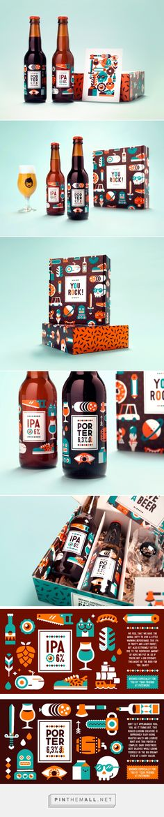 La cerveza de Patswerk | NiceFuckingGraphics!