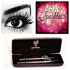 Let your eyes make a statement with Younique's 3D Fiber Lash Mascara £23 https://www.youniqueproducts.com/NicolaGow/products/view/US-21801-00#.VSZBhPnF-FU