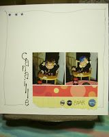 le scrap de Véro: cartes d'anniv' ...suite ! et une petite page.....