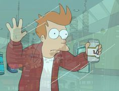<b><i>Futurama</i> ended last night, leaving behind some pretty emotional episodes.</b> Fair warning, though...this post contains references to Fry