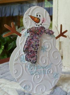 Snowman by Heart Prints