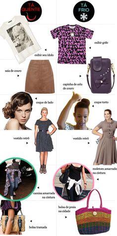 tá quente / tá frio: couro, coque, vestido retrô... - Juliana e a Moda | Dicas de moda e beleza por Juliana Ali