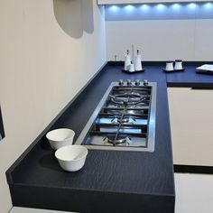 Caple C1071G Recessed gas hob for a narrow space. WxDxH ...
