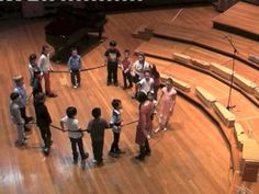 ▶a bit challenging but looks like it would be a great thing to do with the kids ...Orff Resources - Caravan from We're Orff 2! - YouTube