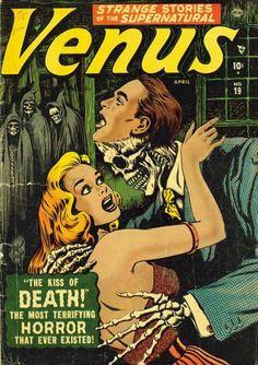 Horror Comics | ... About 1950′s Horror Comics, Part 2 – Golden Age of Comic Books