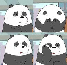 We Bare Bears House & Garden zaxby's the house zalad garden Sad Wallpaper, Cute Wallpaper Backgrounds, Disney Wallpaper, Cartoon Wallpaper, We Bare Bears Wallpapers, Panda Wallpapers, Cute Wallpapers, Ice Bear We Bare Bears, We Bear
