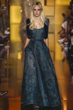 Elie Saab haute couture autumn/winter '15/'16 - Vogue Australia