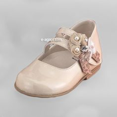Patent leather baby girl shoes white cream pink butterfly  pearl baby wedding shoes baby baptism shoes size 4 5 6 7 8 9 US EU 16351A2044 by eAGAPIcom on Etsy