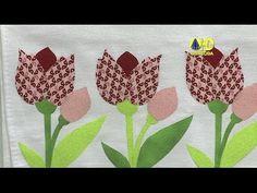 Vida com Arte   Pano de copa tulipa por Tatiana Nishimura - 27 de Junho de 2015 - YouTube