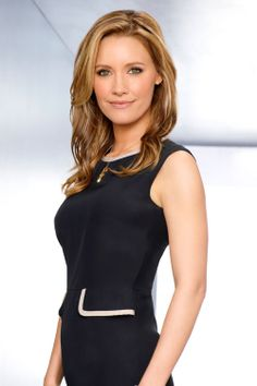 Kadee Strickland as Dr. Charlotte King in Private Practice.
