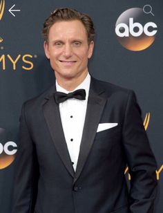Tony Goldwyn on the Red Carpet at 68th Primetime Emmys Awards