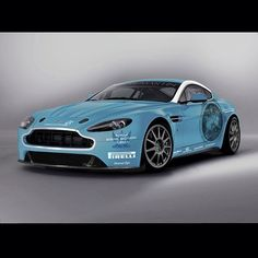 Cool Aston Martin Racing
