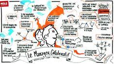 Capture en temps réel de la conférence de Meryem Le Saget. Auteur: Nicolas Gros.  ©