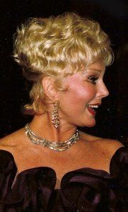 Eva Gabor remains a symbol of glamour and beauty.
