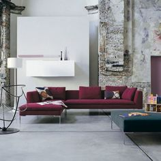 Charles Sofas + Sectionals