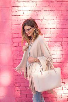Cella Jane // Fashion + Lifestyle Blog: Pink Frames with Glasses.com