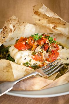 This is a quick, easy, and delicious meal! We sell made to order papillotes at the market and would be glad to make this one for