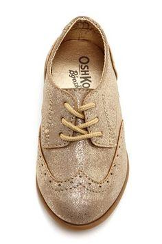 OshKosh Kids' Shoes: OshKosh Tilly Wingtip Oxford