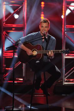 American Idol 2015 Spoilers: Top 6 – Clark Beckham Performances (VIDEO) | Reality Rewind