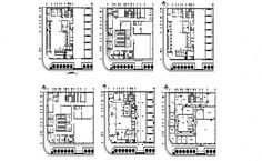 The architecture layout plan ground floor plan and first floor plan with furniture detail, section plan, roof plan and elevation design of Bank Building plan. Office Building Architecture, Types Of Architecture, Architecture Layout, Counselling Room, Banks Office, Server Room, Banks Building, Building Layout, Roof Plan