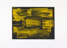 Pedro Calapez, woodcut, 56 x 76 cm, 2012  © CPS