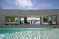 PRIVATE RESIDENCE, AIGINA Island, GREECE