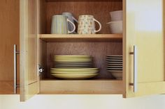 Give Your Kitchen Cabinets a Deep Clean with These Helpful Tips