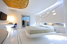Hotel Andronikos' Cocoon Suites by KLab Architecture