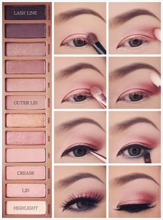 3 Palette Eye Makeup Pictures, Photos, and Images for Facebook, Tumblr, Pinterest, and Twitter