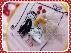 Panç Nakışı(Punch Needle Embroidery) Punch Needle, Weaving, Snoopy, Embroidery, Christmas Ornaments, Holiday Decor, Magic, Brazilian Embroidery, Chinese Embroidery