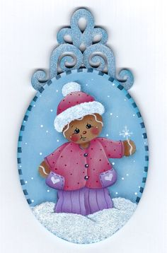 This is a painting pattern that I have created for one of my designs: In the Snow ornament/fridge magnet. This e-pattern includes a photo, line drawing and instructions to paint the project shown. You are purchasing an instant digital download so that you can print the pattern yourself. You may use my designs to create hand painted items to sell at craft shows, on the internet, etc. You will need Adobe Reader to open this PDF file. Surfaces for my designs are available at woodthings.ca. This…